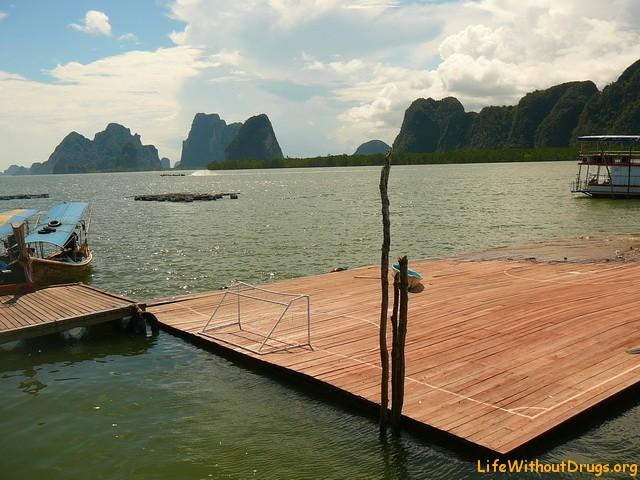 Залив Панг Нга, Таиланд, Юго-восточная Азия