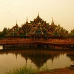 Достопримечательности Бангкока — парк Ancient Siam (Мыанг Боран)