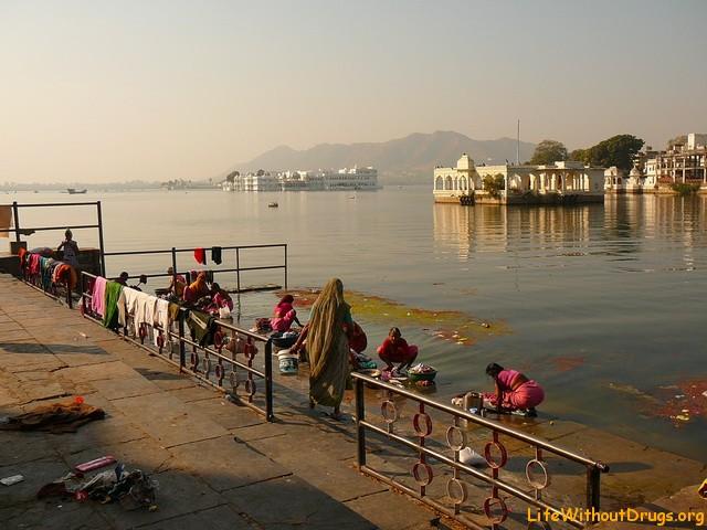 Озеро Пичола, Удайпур