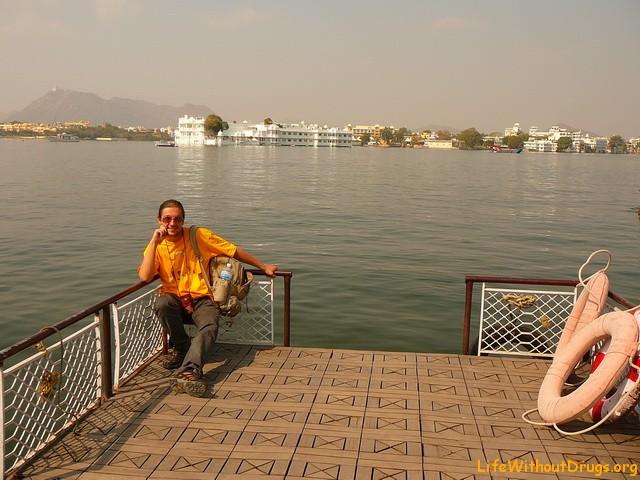 Удайпур, озеро Пичола, Раджастан