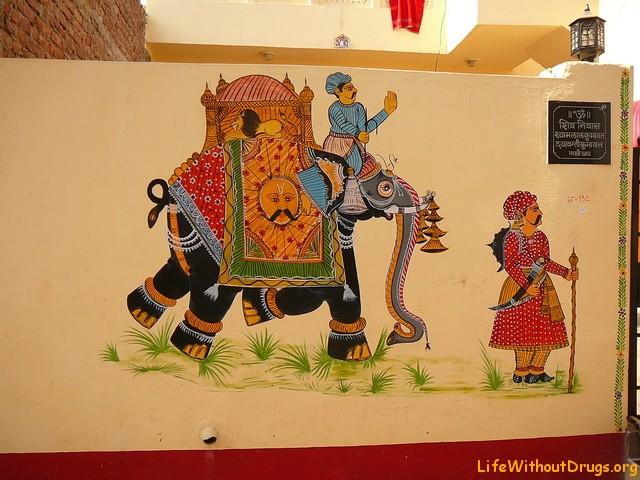 Удайпур, Раджастан, Индия