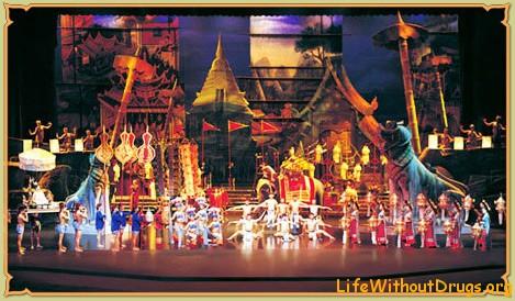Siam Niramit, Бангкок