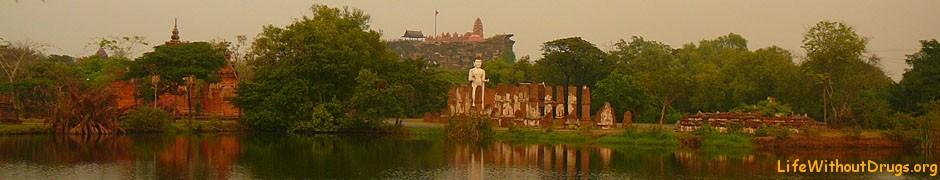 парк - музей Мыанг Боран, Таиланд, Юго-восточная Азия