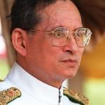 Пумипон Адульядет Рама IX — король Таиланда.