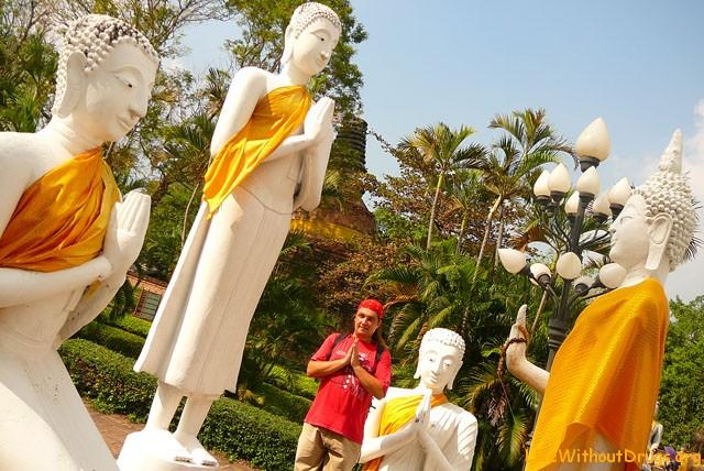 Аютайя, Таиланд, Юго-восточная Азия