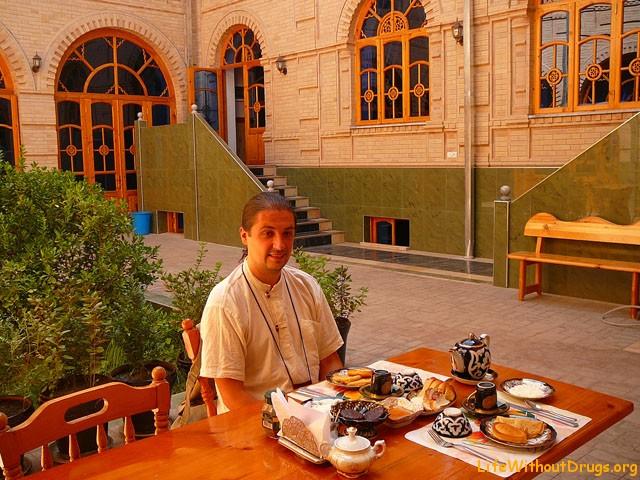 Самарканд, Узбекистан, Средняя Азия