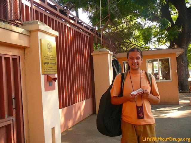 Пномпень, Камбоджа, Юго-восточная Азия