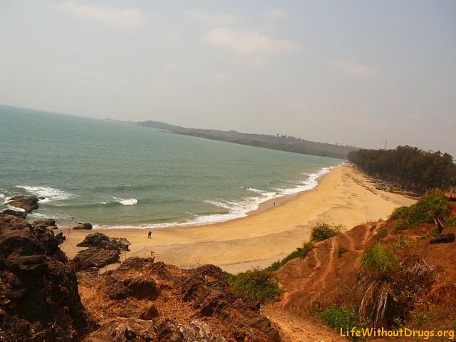 пляж Кверим, Гоа, Индия, Южная Азия