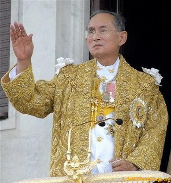 Биография короля Таиланда Рама 9