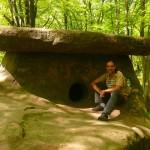 Дольмены Туапсе. Прогулка по эльфийскому лесу и горе Богатырка.