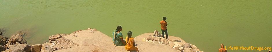 Индия, река Ганга