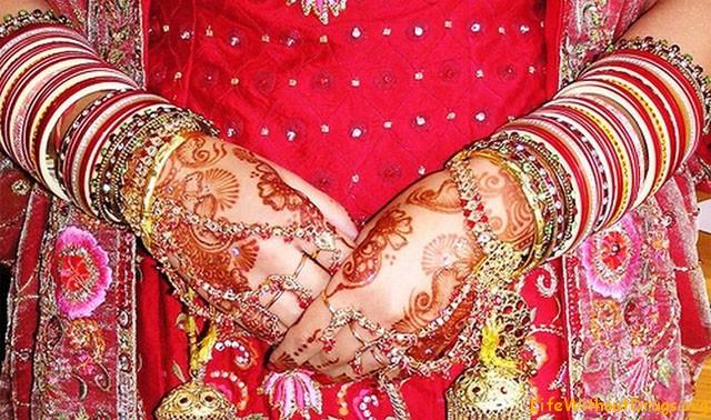 Менди. Традиции и обычаи Индии