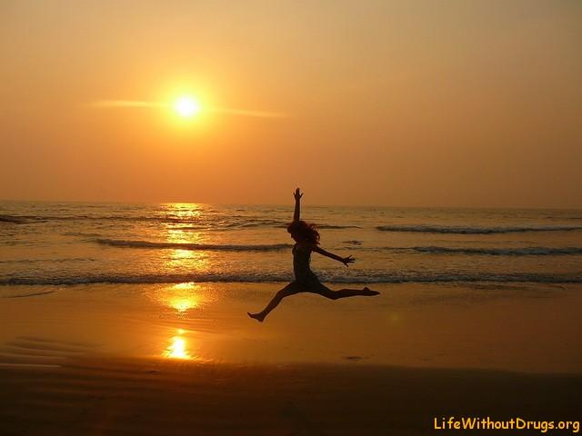 Солнце и море - я люблю путешествовать.