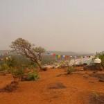 Арамболь —  творческий и колоритный поселок Гоа