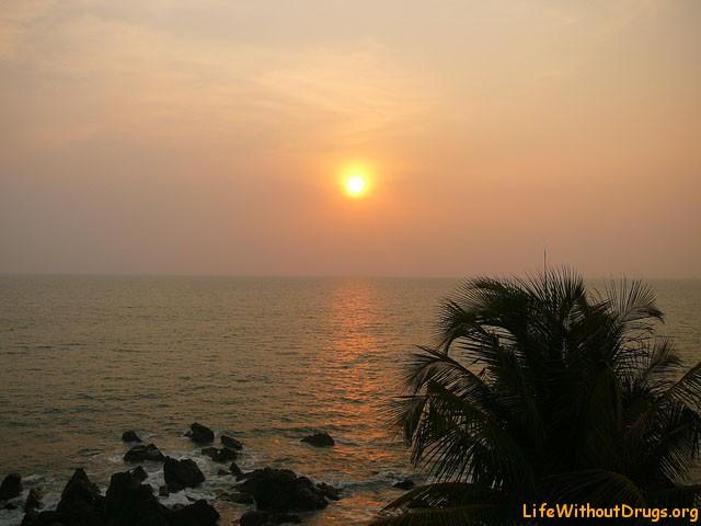 Арамбль, Гоа, Индия, Южная Азия