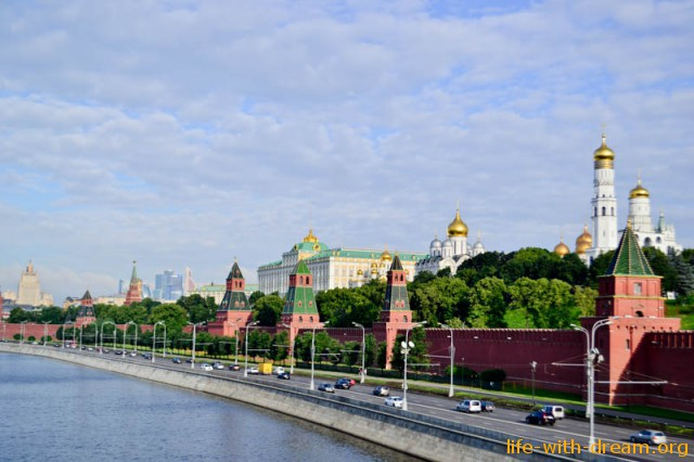 Экскурсии по Москве самостоятельно