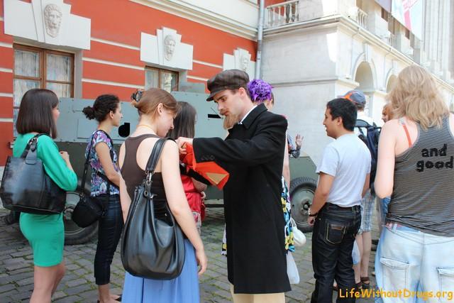 Экскурсия в Москве