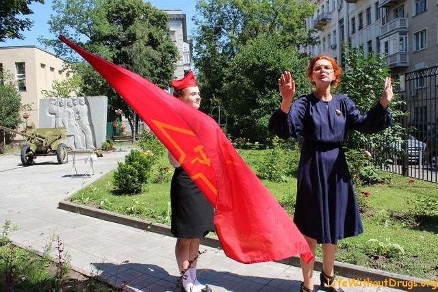 Театрализованная экскурсия по Москве
