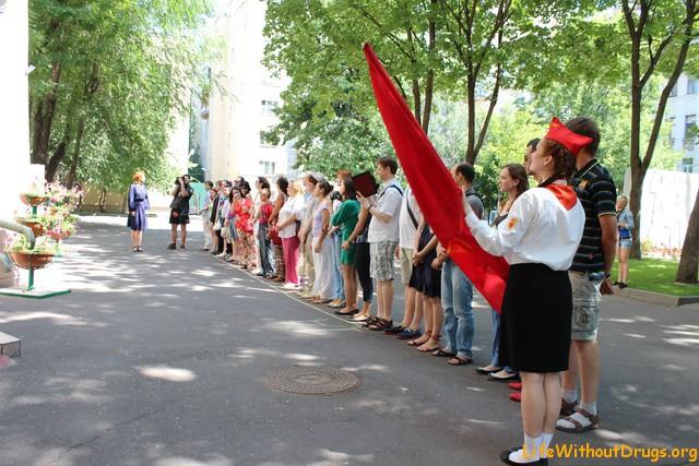 Экскурсия в Москве - Назад в СССР