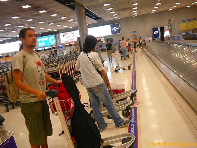 перелет Москва-Бангкок