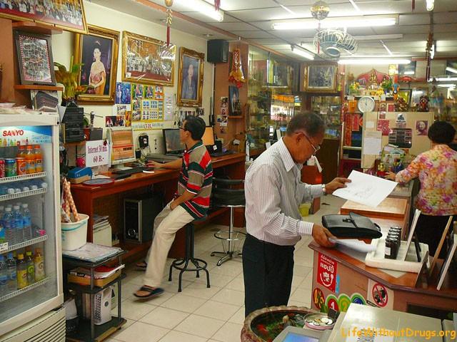 Как сделать индонезийскую визу в Бангкоке