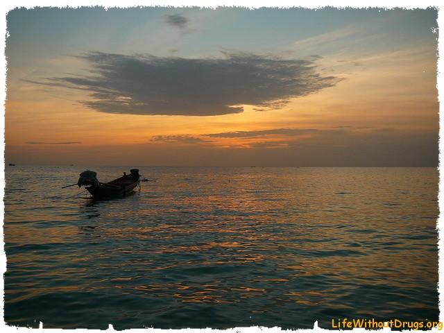 Остров Таиланда Ко Тао