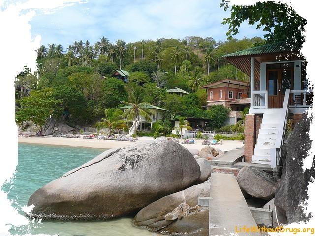 Остров Ко Тао, Таиланд