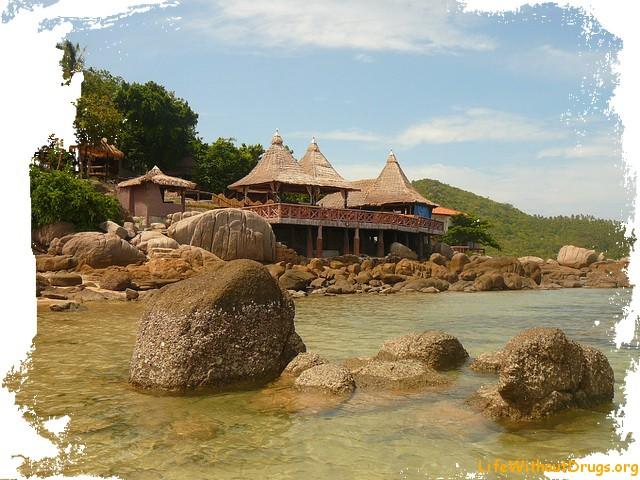 Ко Тао, остров в Таиланде