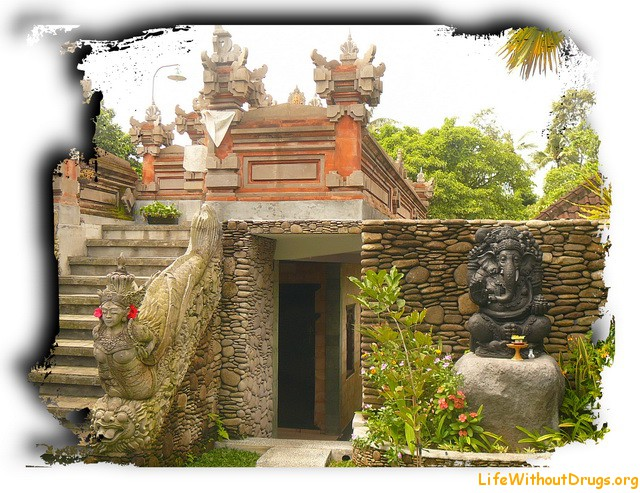 Устройство дома на Бали