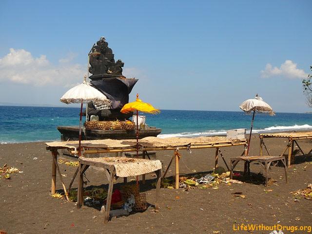 Вокруг Бали на машине