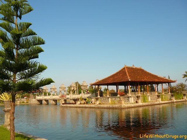 Water Palace – Puri Taman Ujung