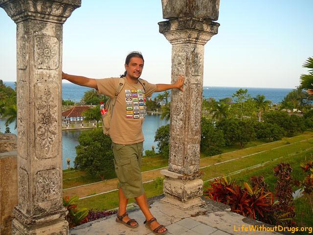 Красота дворца на воде (Water Palace – Puri Taman Ujung)