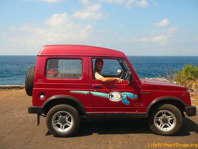 Авто-путешествие по Бали