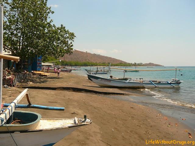 путешествие вокруг Бали