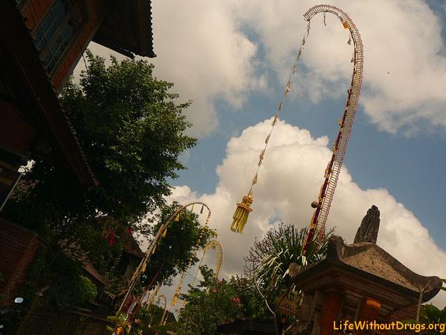 Убуд - культурная столица острова Бали