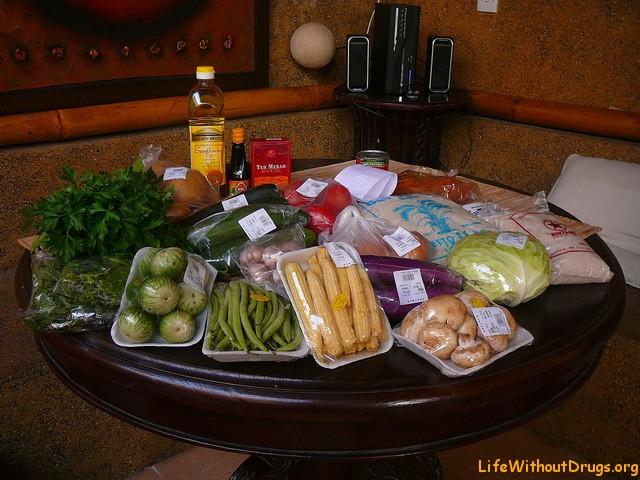 какие продукты купить для правильного питания