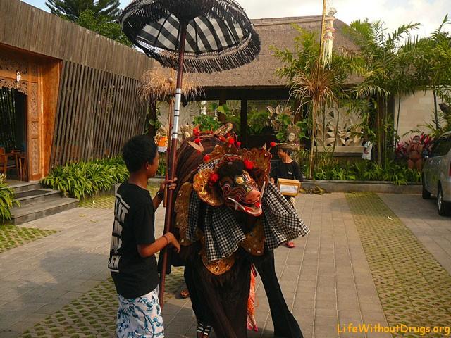 Религия и Бали