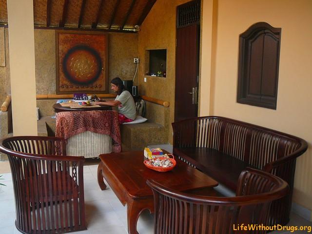 Снять дом в аренду на Бали