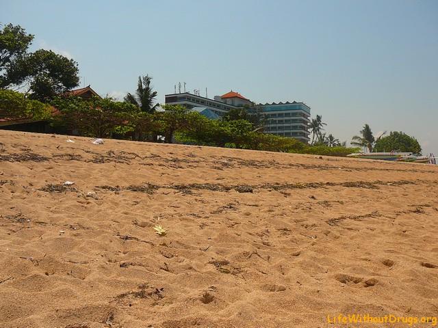 Пляжи, Бали