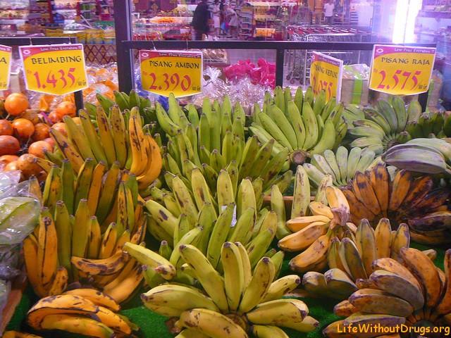 Продукты и супермаркеты на Бали
