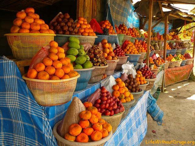 Топ 5 наших любимых фруктов Азии.