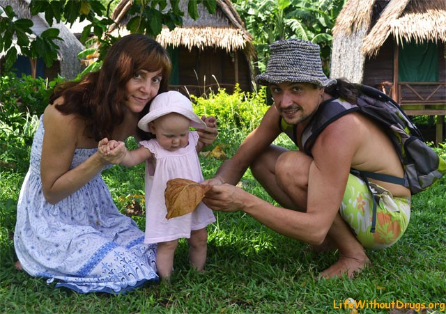 Семья путешественников: Саша+Наташа+Ярослава