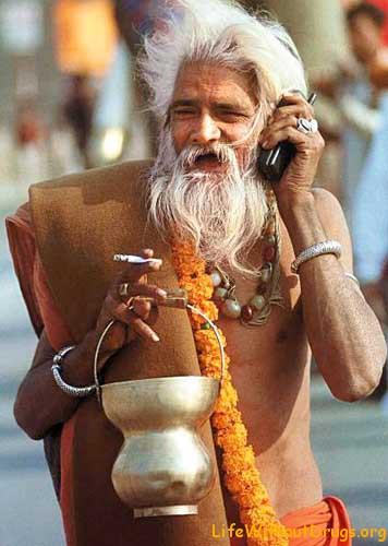 мобильная связь в Индия