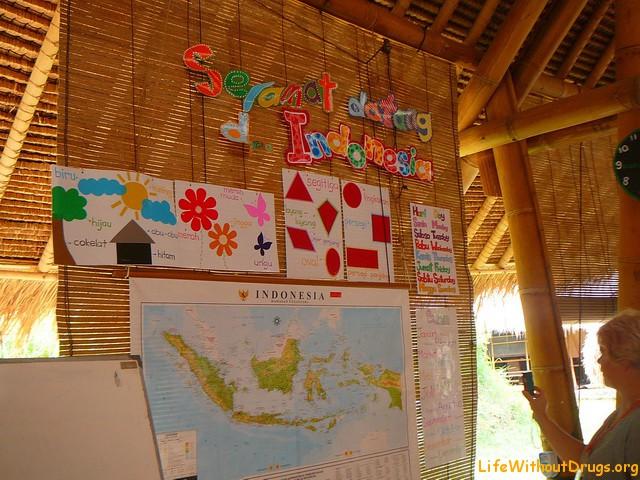 Бали, обучение детей