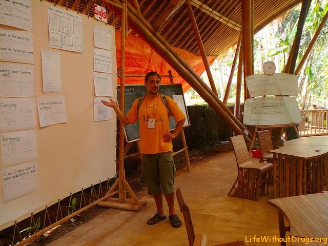 Бали, учеба детей