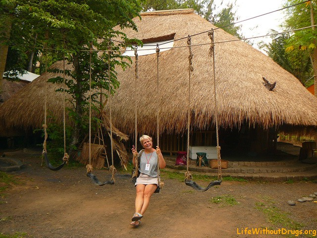 Зеленая школа, Бали