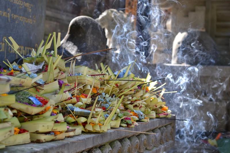 Святой источник на Бали