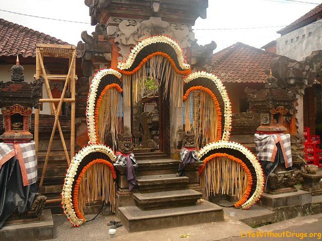 Церемонии Бали