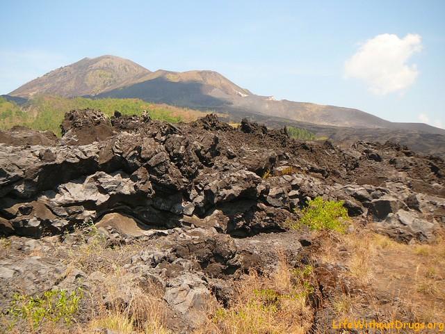 Вулканы Бали