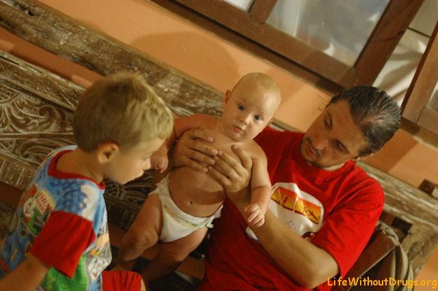 В клинике Буми Сехат на Бали
